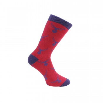 Red Stag Socks #S-09