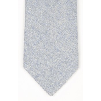 Blue Tweed Tie #T1873/6 ---DISCONTINUED, LAST STOCK!---