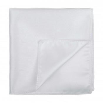 Ivory Shantung Pocket Square #AB-TPH1005/22