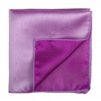 Dusky Pink Shantung Pocket Square #AB-TPH1005/18