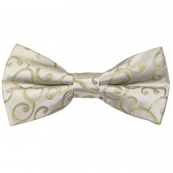 Sage Green Royal Swirl Wedding Bow Tie #AB-BB1001/4