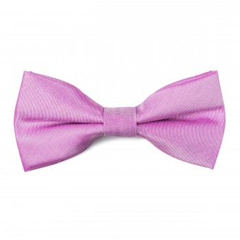 Dusky Pink Shantung Bow Tie #AB-BB1005/18
