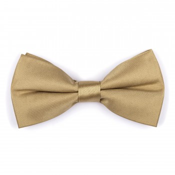 Bronze Straw Bow Tie #AB-BB1009/12