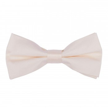 Champagne Alabaster Bow Tie #AB-BB1009/17