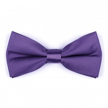 Purple Valerian Bow Tie #AB-BB1009/27