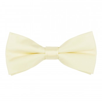 Transparent Yellow Bow Tie #AB-BB1009/35