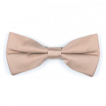 Champagne Macadamia Bow Tie #AB-BB1009/42