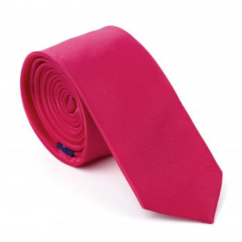 Virtual Pink Slim Tie #AB-C1009/14