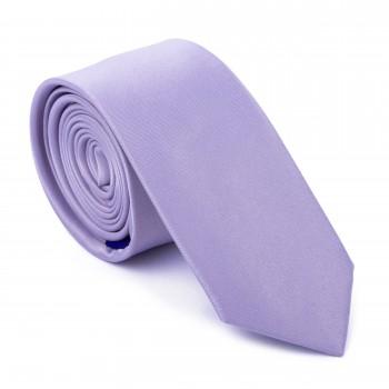 Pink Lavender Slim Tie #AB-C1009/31