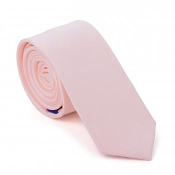 Tender Peach Slim Tie #AB-C1009/33