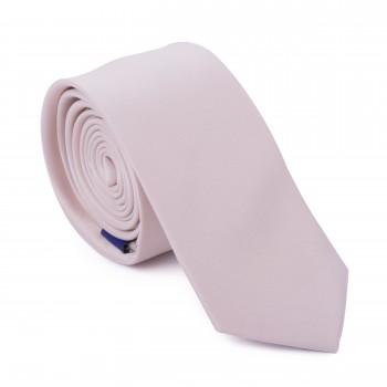 Pink Cream Puff Slim Tie #AB-C1009/4