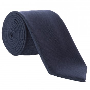 Navy Panama Tie #T1808/3