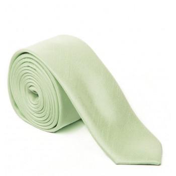 Apple Slim Shantung Wedding Tie #C1867A/3