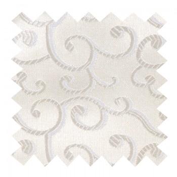 Ivory Royal Swirl Swatch #AB-SWA1001/6