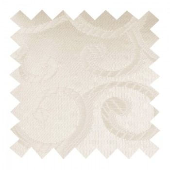 Cream Royal Swirl Swatch #AB-SWA1001/7