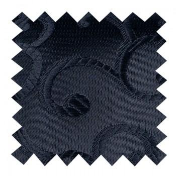Black on Black Royal Swirl Swatch #AB-SWA1001/8
