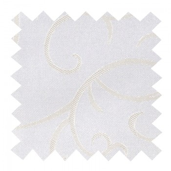 Ivory Modern Scroll Swatch #AB-SWA1002/4
