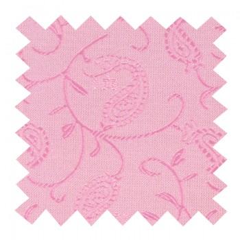 Pink Budding Paisley Swatch #AB-SWA1003/2