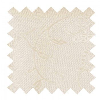 Cream Budding Paisley Swatch #AB-SWA1003/9