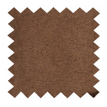 Caramel Brown Suede Swatch #AB-SWA1006/12