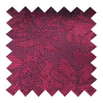 Ruby Wine Floral Swatch #AB-SWA1012/6