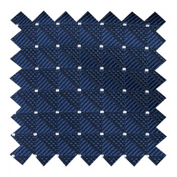 Navy Fine Polka Dot Swatch #AB-SWA1017/2