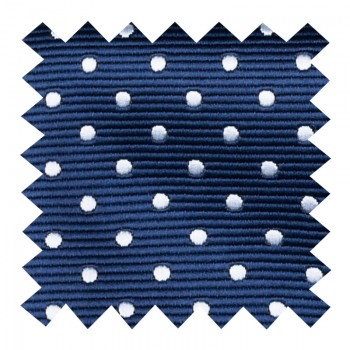 Navy Polka Dot Swatch #AB-SWA1018/2