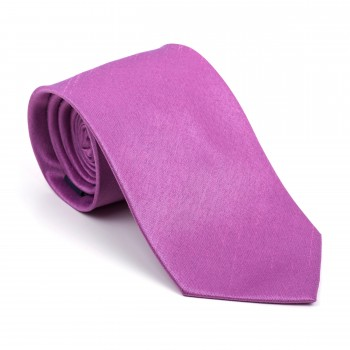 Sheer Lilac Shantung Tie #AB-T1005/10