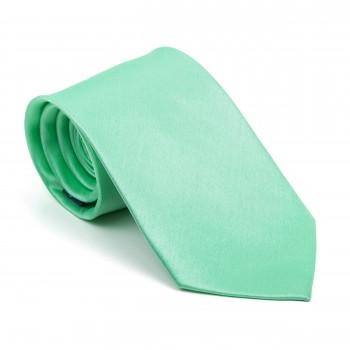 Green Ash Shantung Tie #AB-T1005/15