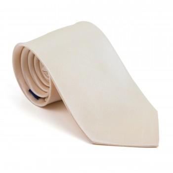 Butter Cream Shantung Tie #AB-T1005/4