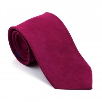 Red Velvet Suede Tie #AB-T1006/1