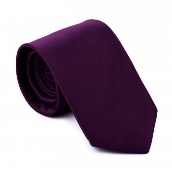 Purple Rhododendron Tie #AB-T1009/15