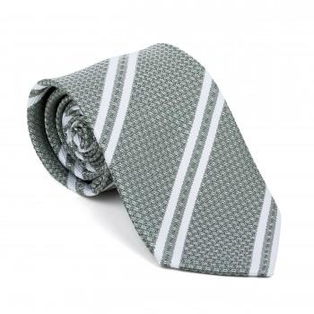 Green Pastel Stripe Tie
