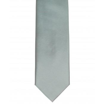 Green Fine Twill Tie #T101/6