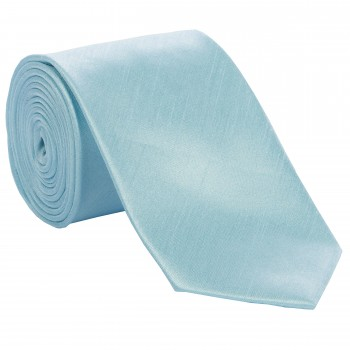 Mint Shantung Wedding Tie #T1867A/2