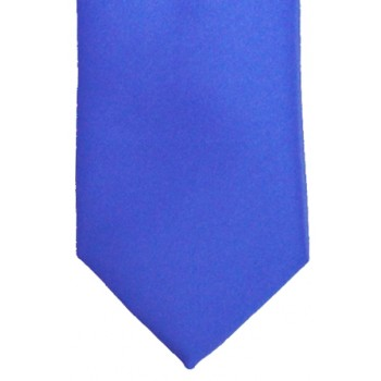 Regatta Blue Satin Tie #T1888/6