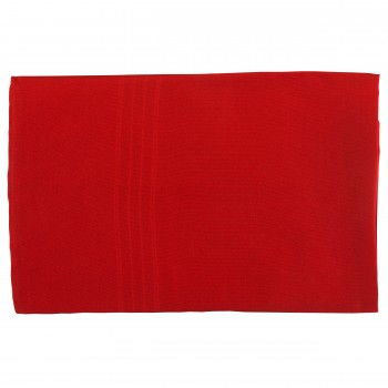 Red Silk Pocket Square #TPH01/4