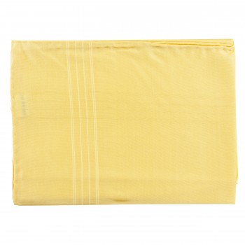 Yellow Silk Pocket Square #TPH01A/6