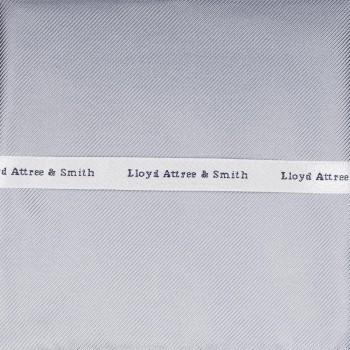 Grey Twill Pocket Square #TPH100/2