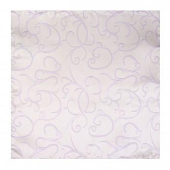 Lilac Modern Scroll Wedding Pocket Square #AB-TPH1002/1