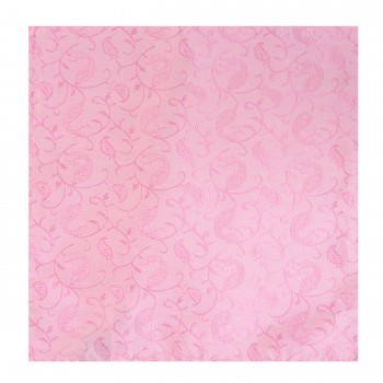 Pink Budding Paisley Wedding Pocket Square #AB-TPH1003/2