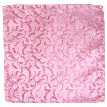Pink Vintage Vine Wedding Pocket Square #AB-TPH1004/4