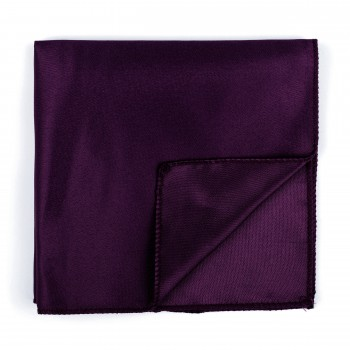 Purple Rhododendron Pocket Square #AB-TPH1009/15