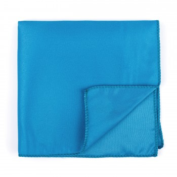 Teal Capri Pocket Square #AB-TPH1009/38