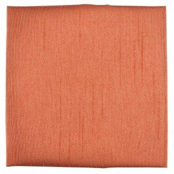 Salmon Pink Shantung Pocket Square #TPH1865/4