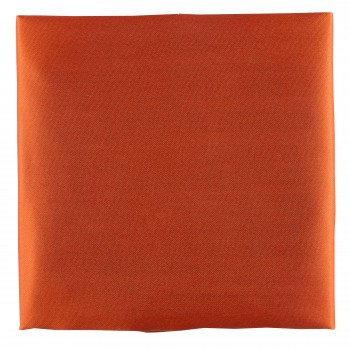 Orange Satin Pocket Square #TPH1885/4