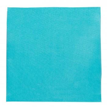 Turquoise Satin Pocket Square #TPH1887/4