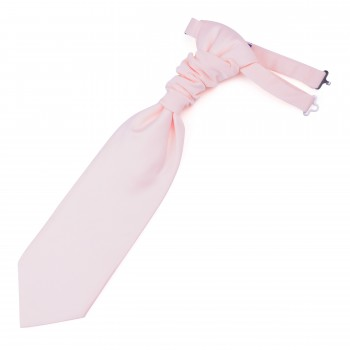 Pink Cream Puff Cravat #AB-WCR1009/4