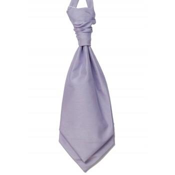 Lilac Shantung Wedding Wedding Cravat (Boys Size) #YCR1866/4