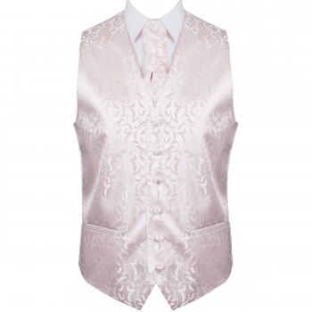 Bridal Blush Vintage Vine Formal Waistcoat #AB-WWA1004/7